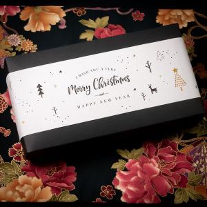 La boite cadeau de Noël d'Oolongs tradition