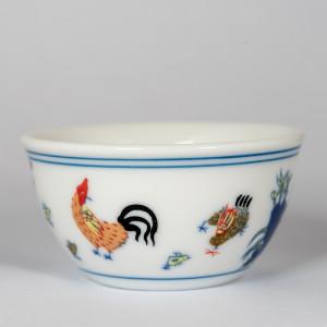 Coupe de poulets Duo Cai