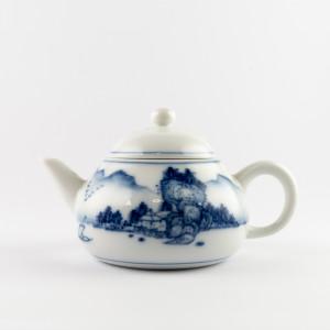 Qinghua ShanShui teapot