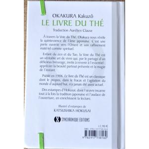 Okakura Kakuzo: Le livre du thé dos