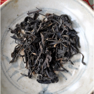 Mid 1980s, loose puerh from Menghai Factory