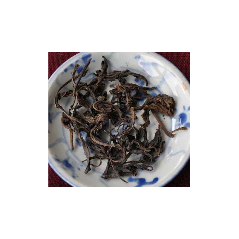 1990 old arbor loose puerh from Yiwu Mountain