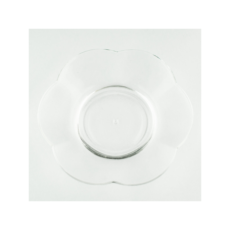 Glass Chatuo (saucer)