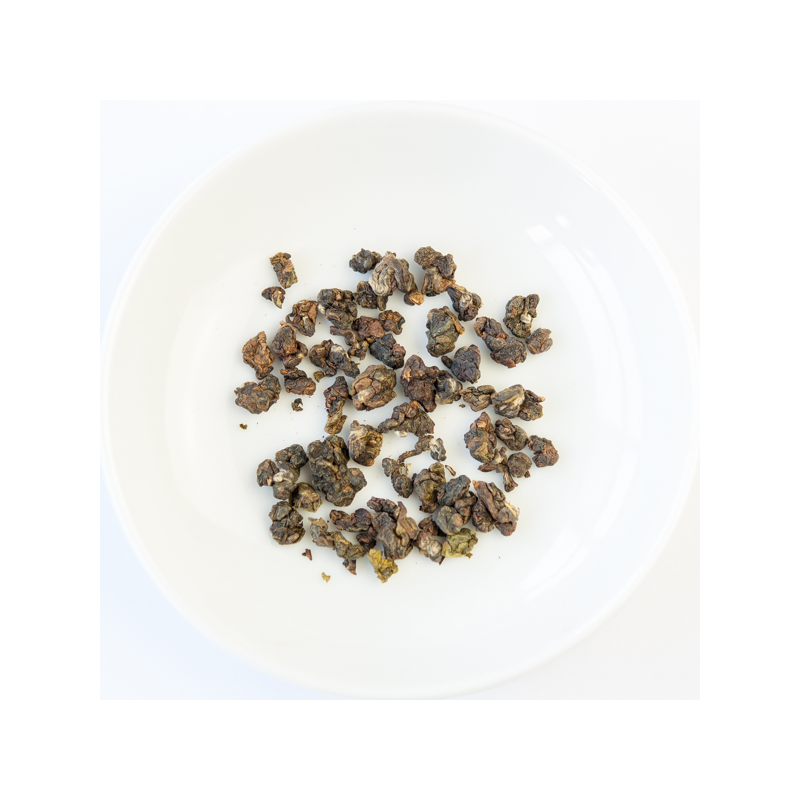 2016 Fall Zhuo Yan Oolong from Shan Lin Xi