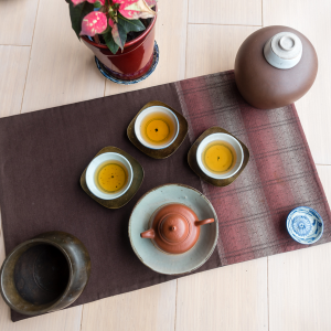 Chaozhou Gongfucha set (not including teapot)