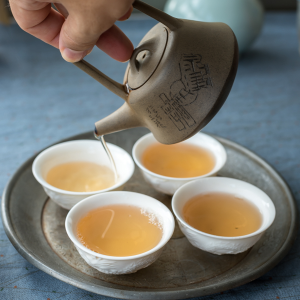 2017 Spring competition Hung Shui Oolong from Shanlinxi