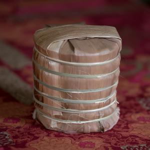 2017 Printemps top Puerh cru sauvage de vieux théiers en galette