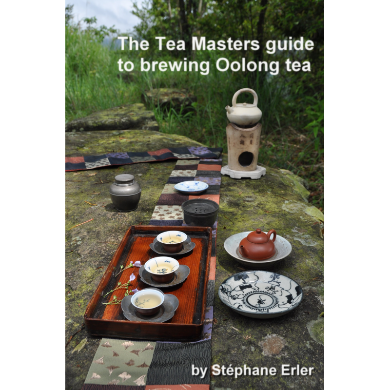 The Tea Masters guide to brewing Oolong tea