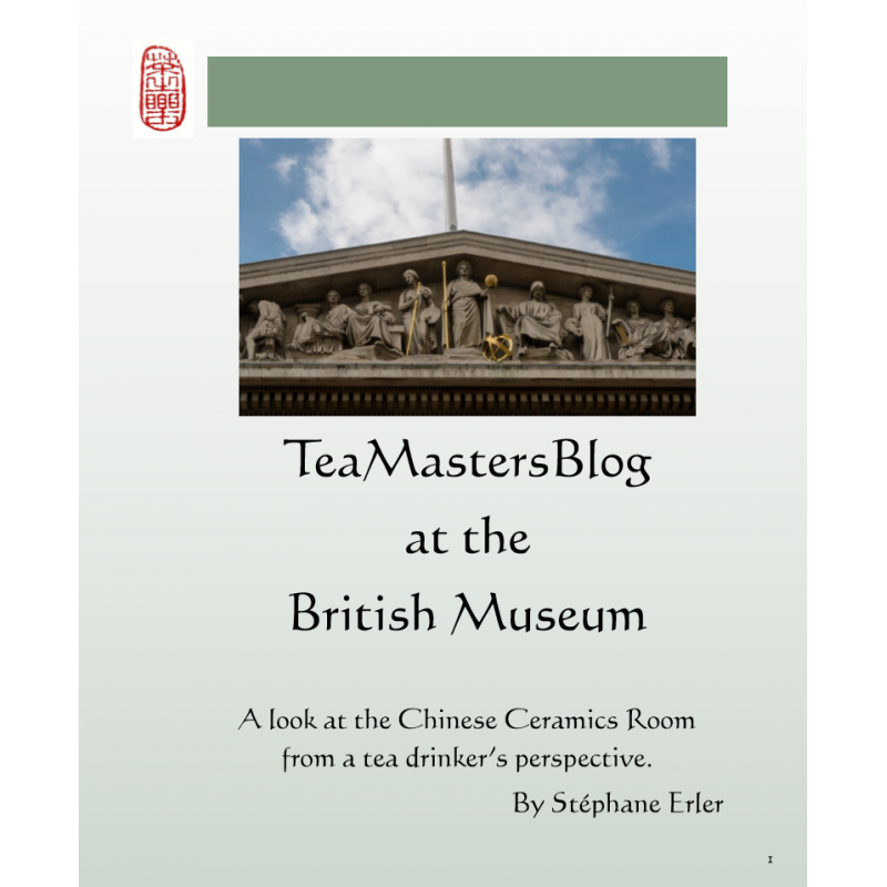 TeaMastersBlog at the British Museum