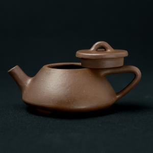 Yixing zisha tiny Shipiao Teapot