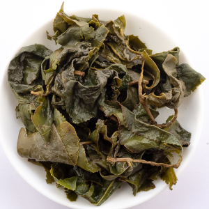 2018 Spring Jade Oolong from Zhushan