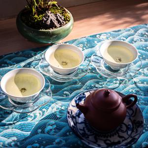 2018 Spring Qingxin Oolong Lishan