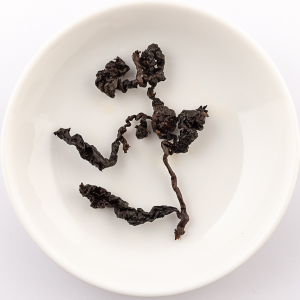 1998 Hung Shui Oolong from Lishan regularly roasted