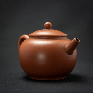 Yixing Hongni round Teapot