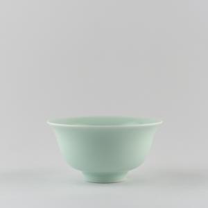 Light celadon classic cup