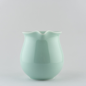 Light celadon pitcher