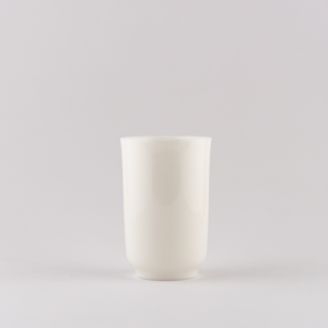Ivory white small scenting cup
