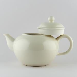 Ivory teapot