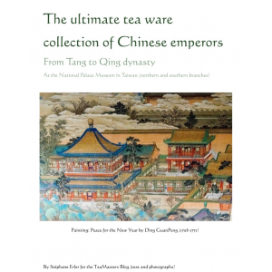 The ultimate tea ware collection of Chinese emperors