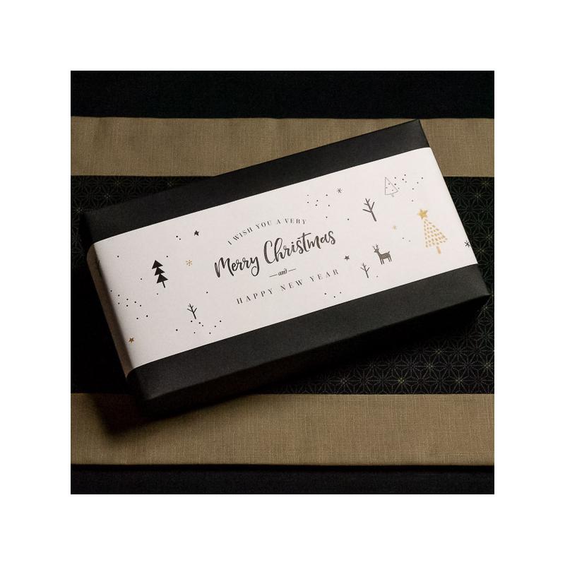 The Xmas puerh gift box