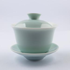 Mini gaiwan en porcelaine...