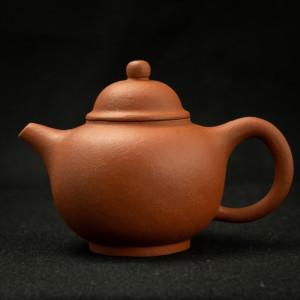 Yixing Hungni round Teapot