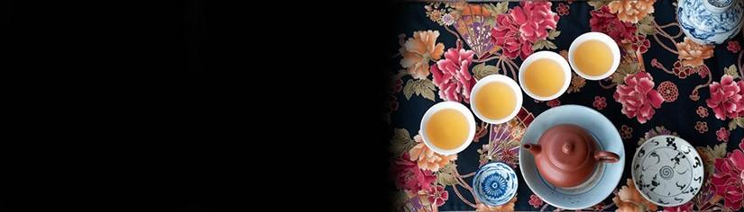 Nappe de cérémonie de thé